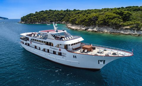 MS Providenca Cruise