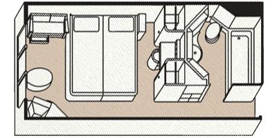 Cabina externa panorámica