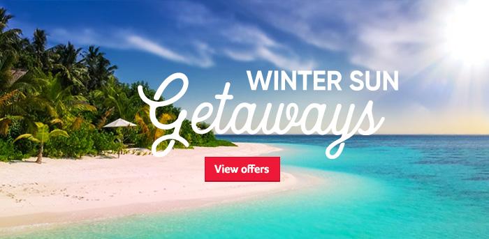 Generic | Winter Sun Getaways | View offers