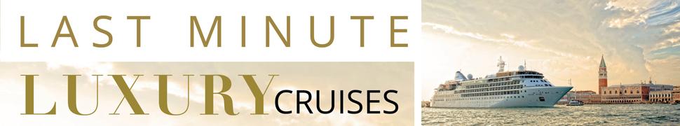 Last Minute Luxury Cruises