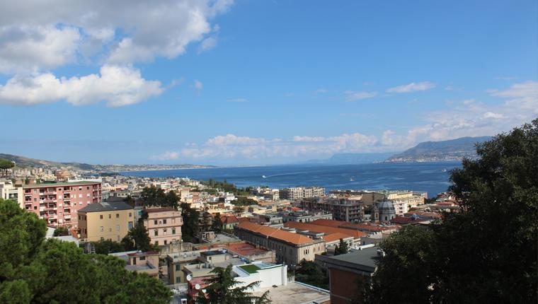 Cruceros por Mesina, (Sicilia) Italia