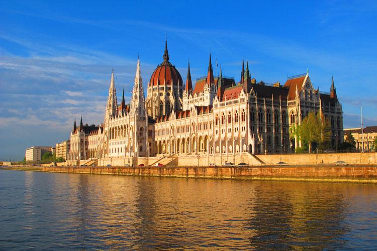 Cruceros por Budapest, Hungría