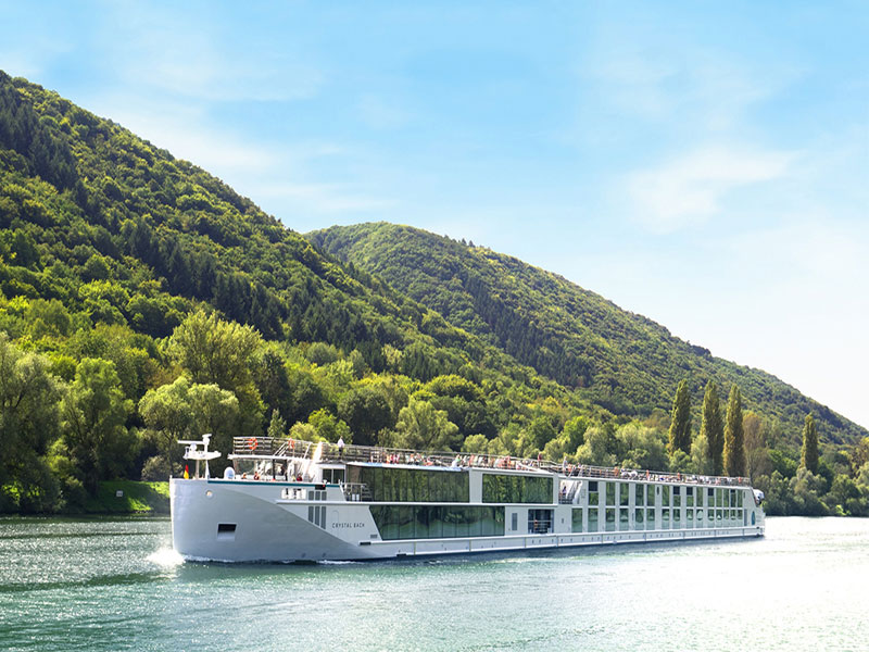 Cruceros Crystal River Cruises