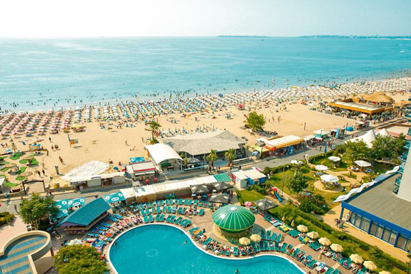 Bellevue Beach Hotel Sunny Beach 2018 2019 Cheap Deals At Hotel