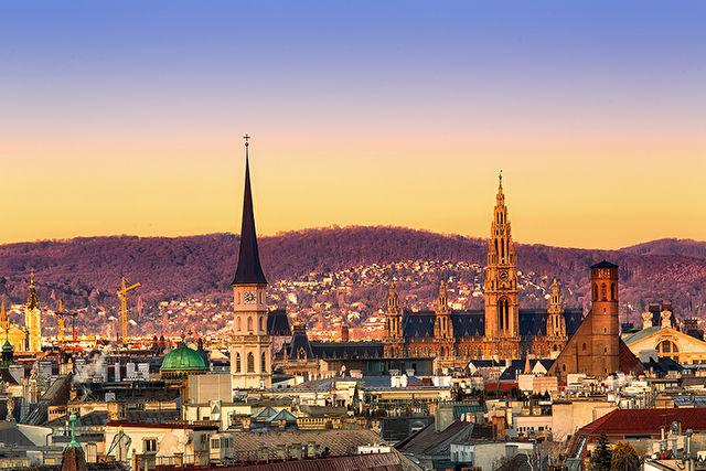 Danube Serenade (Vienna to Budapest)