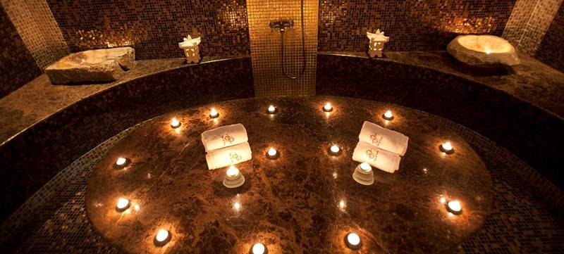 2. Experience Turkish Baths