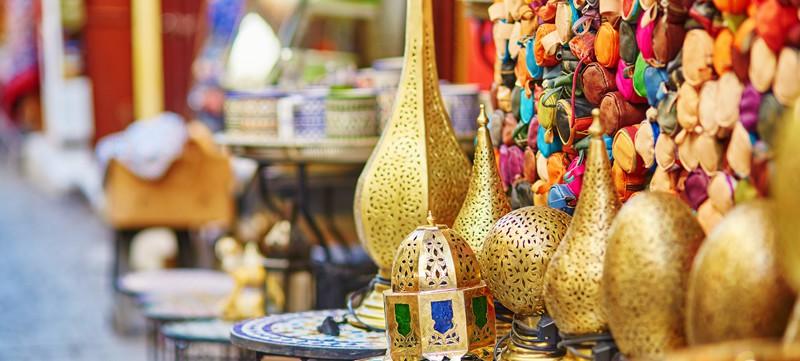 5. Medina In Fes