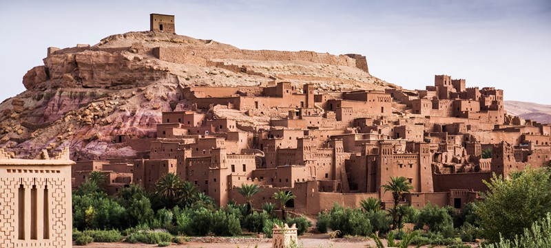 2. Ouarzazate