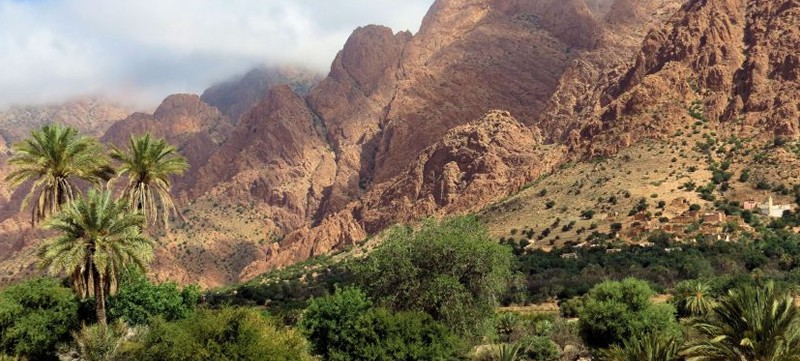 1. Tafraoute And Ameln Valley