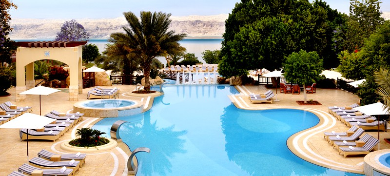 Hotel: 5 Star Jordan Valley Marriott Resort & Spa