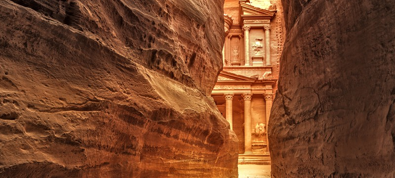 2. What Do You See At Petra?