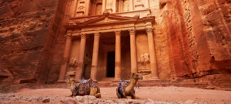 Take The Full Jordanian Experience