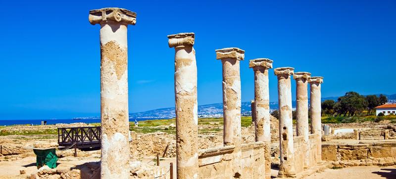 1. Kato Paphos Archaeological Park