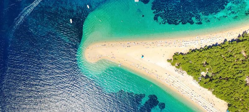 Blog   Top 5 Beaches In Croatia