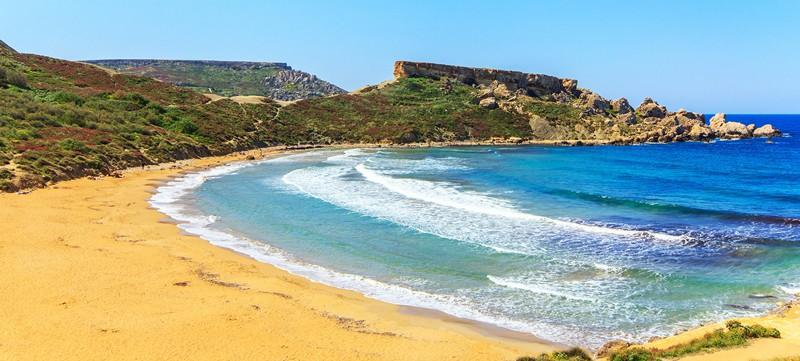 Blog   Malta & Gozo's Best Beaches