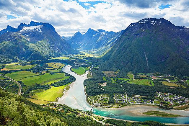 A Norwegian Aurora