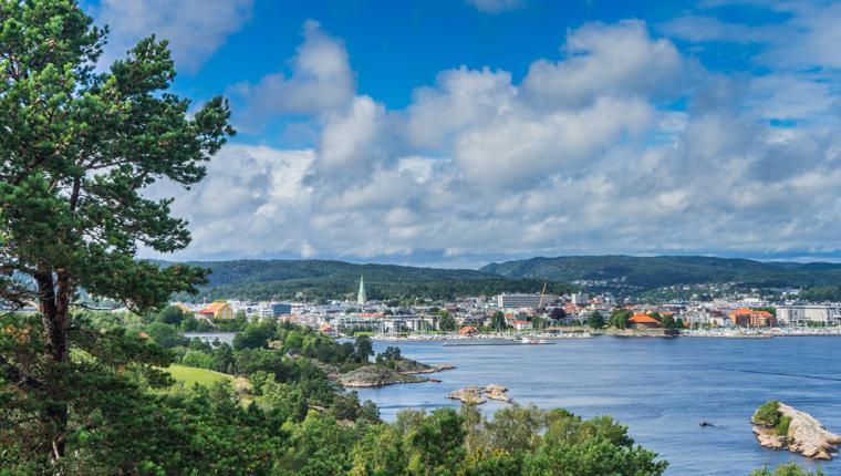 Cruceros por Kristiansand, Noruega