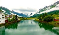 Cruceros por Olden en Noruega