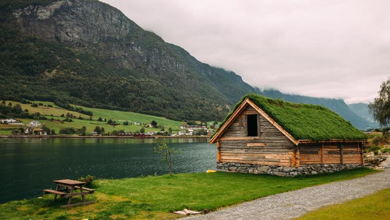Cruceros por Olden, Noruega