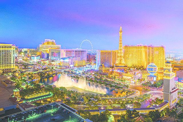Las Vegas & Miami with Mayan Sol