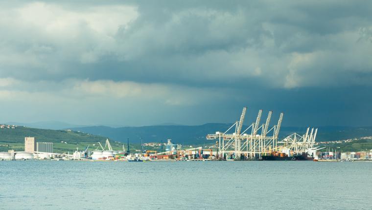 Cruceros por Koper, Eslovenia