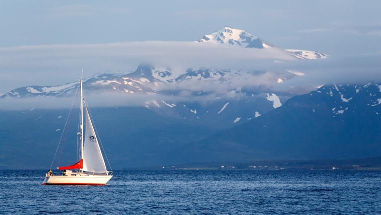 Cruceros por Tromso, Noruega