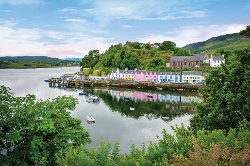 Scottish Isles & Faroes