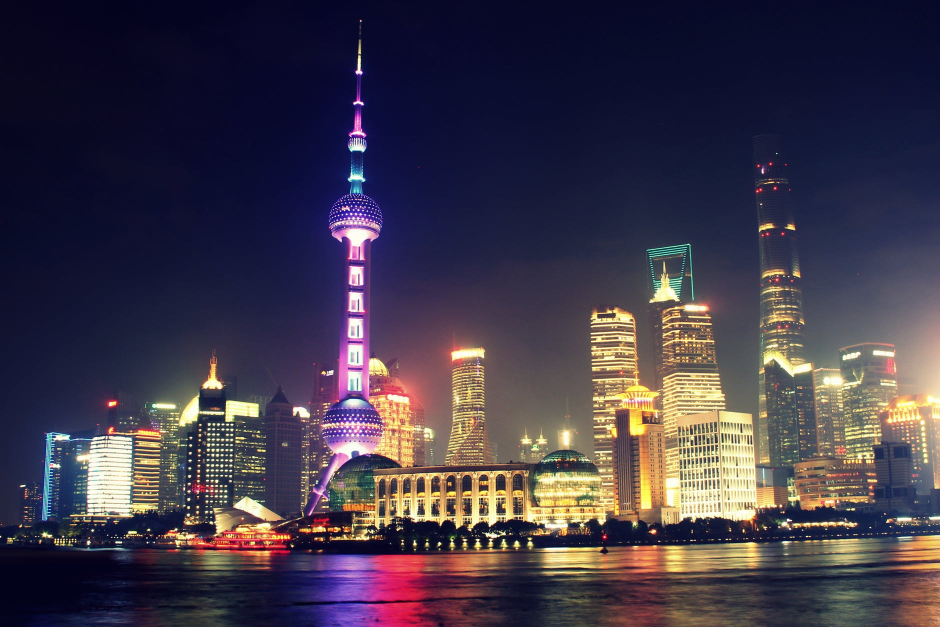 Majestic Yangtze Tour