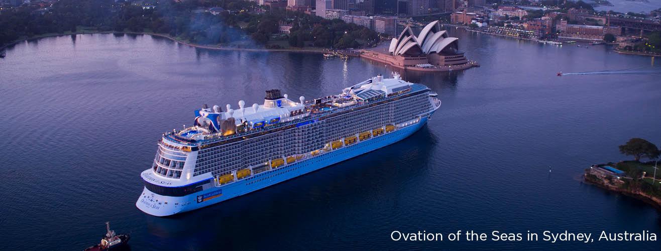 Royal Caribbean Australia 2020 Cruise Deals