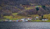 Cruceros por Flam, Noruega