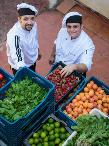 Hotel Chefs With Taste of Fethiye produce