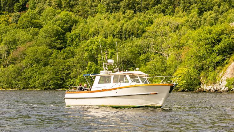 Cruceros por Inverness Lago Ness, Escocia