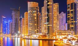 Cruceros por Dubái en Emiratos Árabes