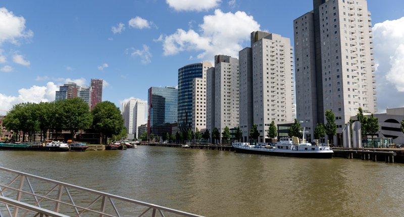 Cruceros por Róterdam, Países Bajos