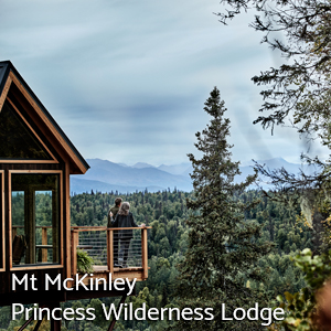 Mt McKinley Wilderness Lodge, Alaska