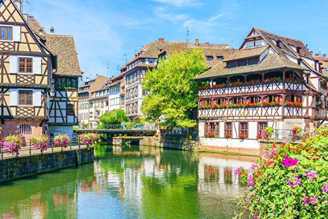 Europe's Scenic Rivers