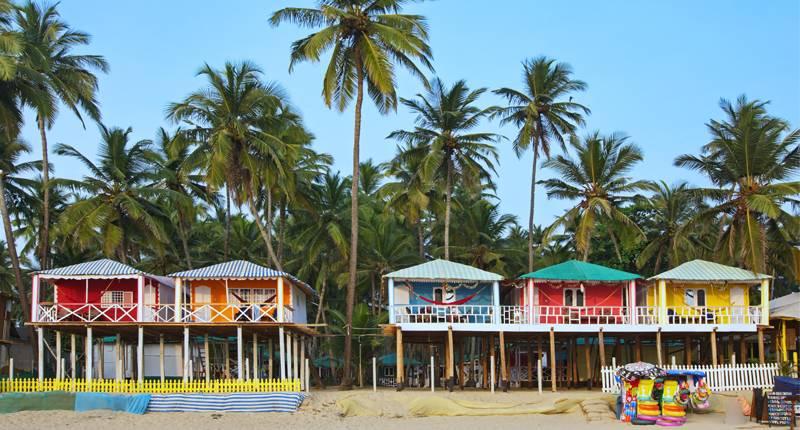 Cruceros por Goa, mormugao en India