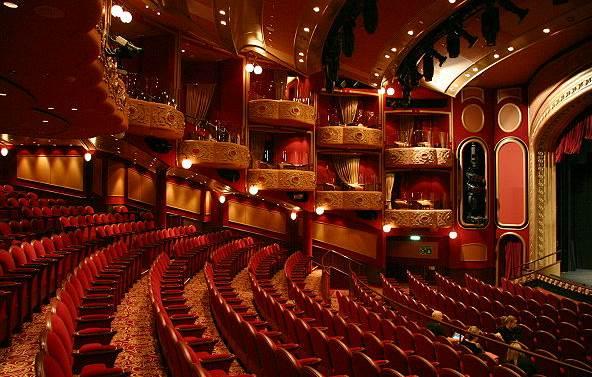 Cunard Entertainment