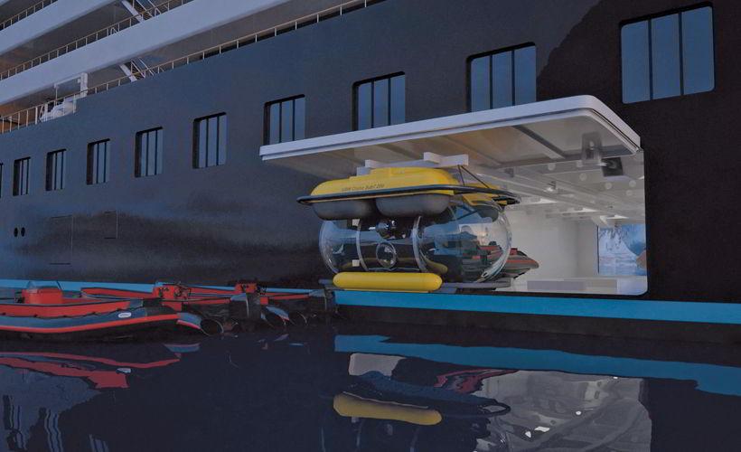 Expedición en Submarino