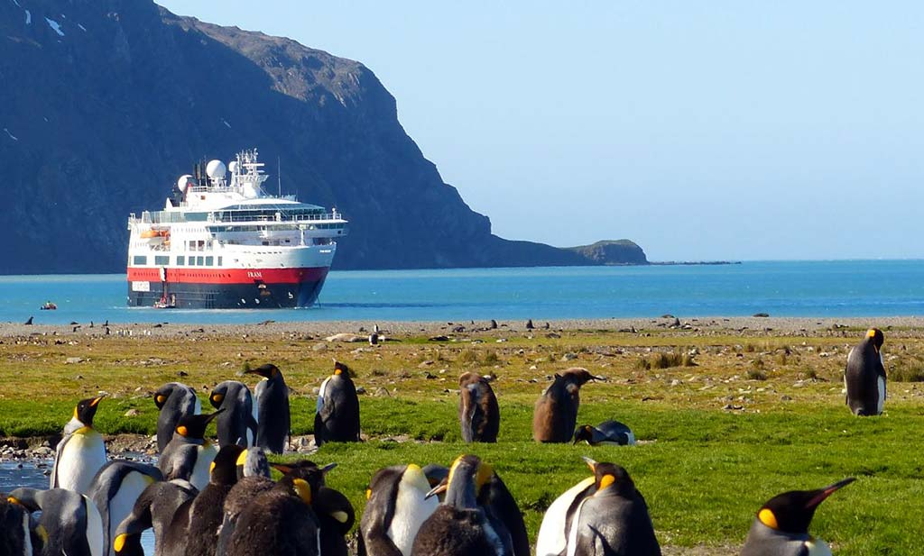 Hurtigruten Cruise