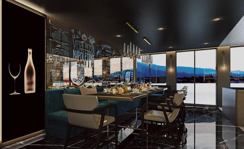 Azure Bar & Cafe