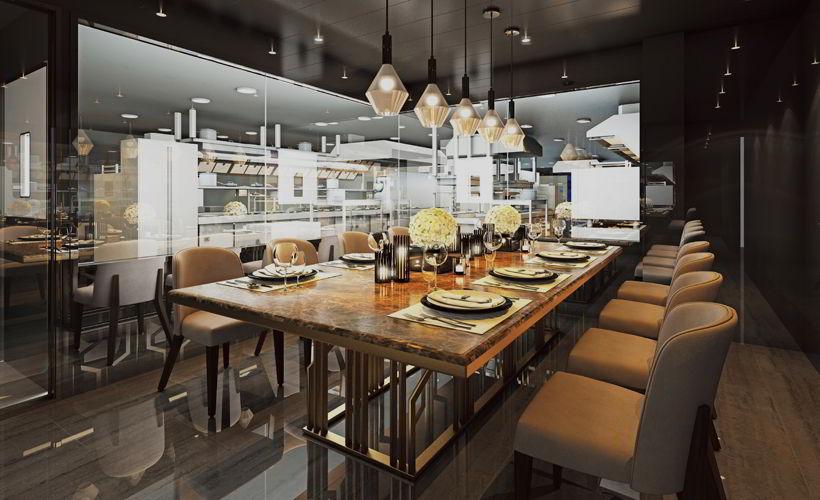 Restaurante Chef's Table