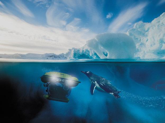 Viajes en Submarino