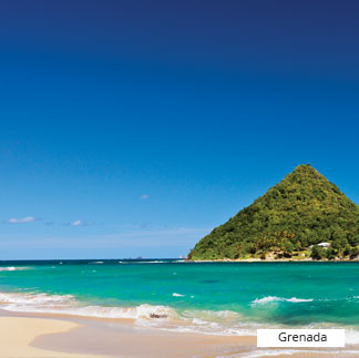 Destination Caribbean Grenada
