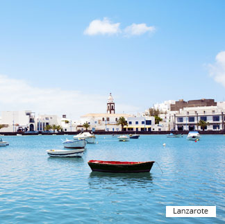 Destination Lanzarote