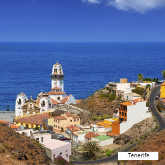 destination tenerife