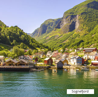 Destination Norwegian Fjords