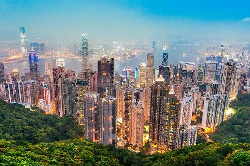 Hong Kong to Tokyo