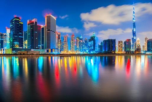 Dubai to Exotic India & Golden Triangle Tour