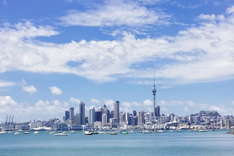 קרוזים לניו זילנד